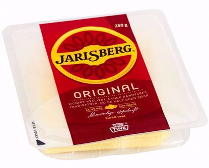 Bilde av Jarlsberg® 27% i skiver 250 g