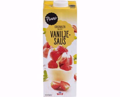 Picture of Piano® Vaniljesaus 1 liter