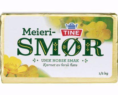 Picture of TINE Meierismør 500 g folie