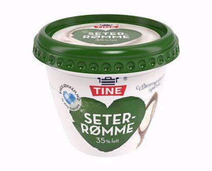 Picture of TINE Seterrømme beger 3 dl