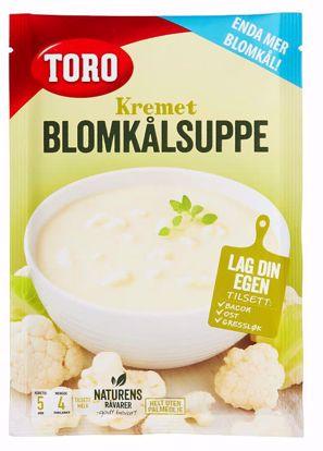 Picture of BLOMKÅLSUPPE KREMET 65G TORO