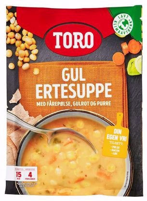 Picture of ERTESUPPE GUL 146G