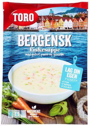 Picture of FISKESUPPE BERGENSK 81G TORO