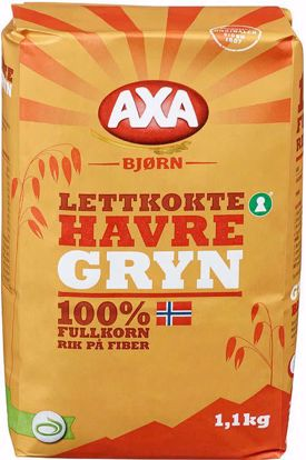Picture of HAVREGRYN LETTKOKTE 1,1KG BJØRN