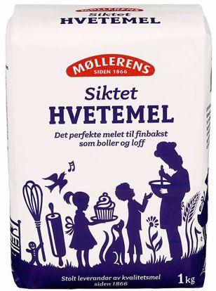 Picture of HVETEMEL SIKTET 1KG
