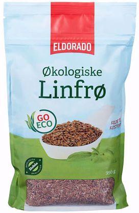 Picture of LINFRØ ØKOLOGISK 350G