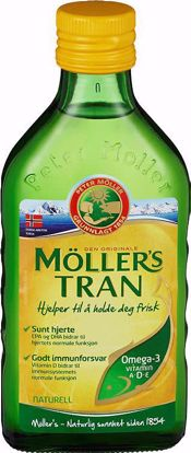 Picture of MØLLERS TRAN NATURELL 250ML