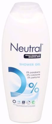 Picture of NEUTRAL SHOWERGEL U/PARFYME 250ml