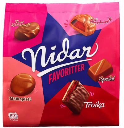 Picture of NIDAR FAVORITTER TROIKA 300G