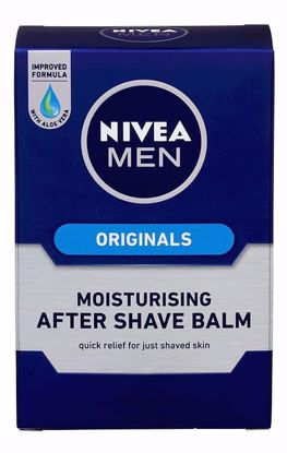 Picture of NIVEA AFTER SHAVE BALM MOISTURISING