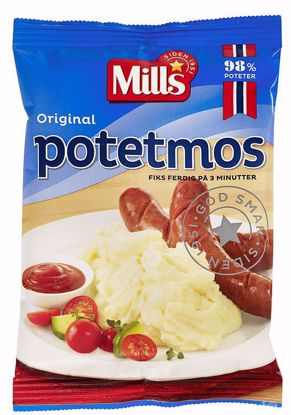 Picture of POTETMOS VANLIG 90G