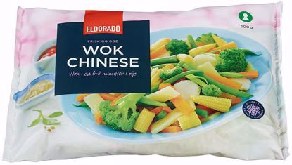 Picture of WOK CHINESE 500G