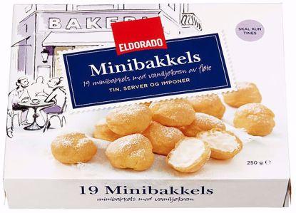 Picture of MINIBAKKELS 250G ELDORADO