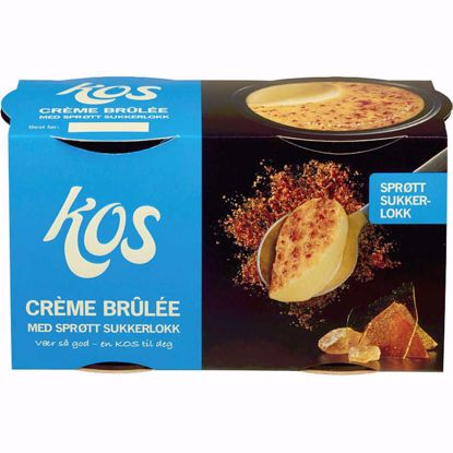 Picture of KOS Crembrulee 2x133 gr