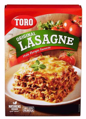 Picture of TORO LASAGNE  200G